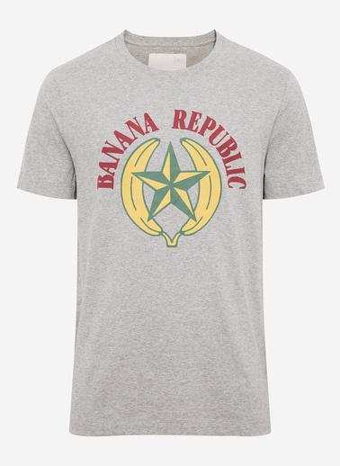 Banana Republic Tişört Gri